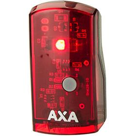 Axa Greenline Baglygte, rød